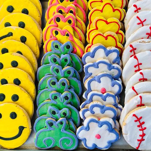 Sugar Cookies (smiley face)
