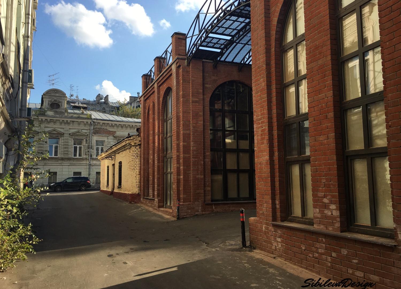 Здание после реконструкции