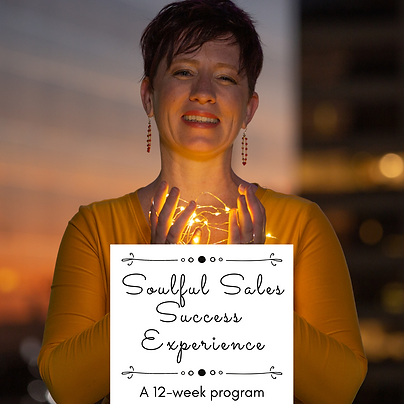 Soulful Sales Success experience logo 1.