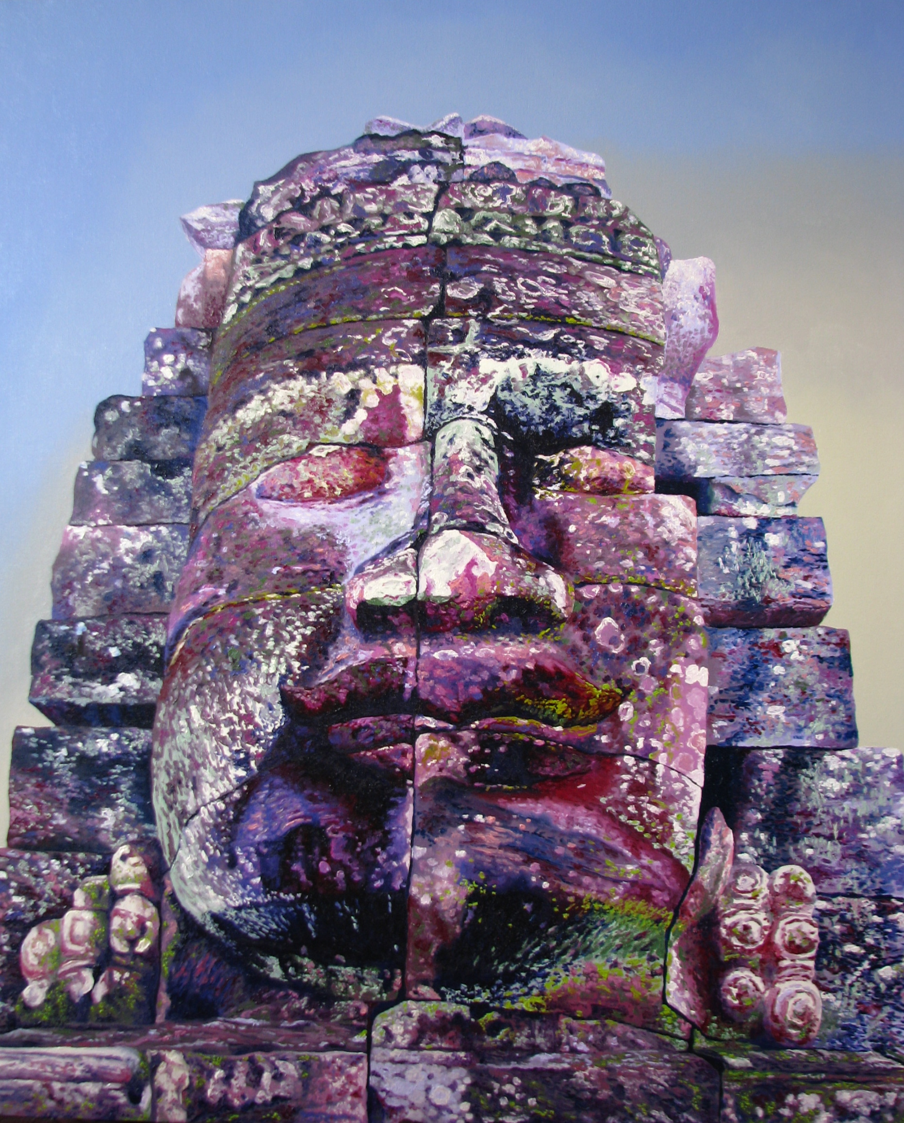 The Ancient Head II
