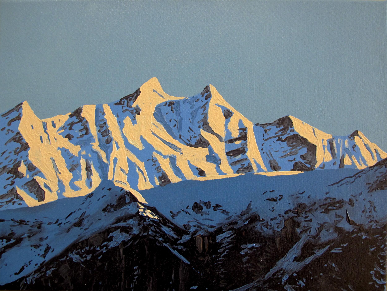 Sunrise mountain study