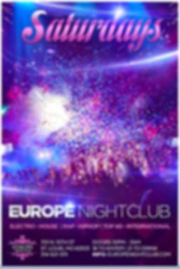 dj reece, dance club, club europe