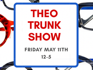 Theo Eyewear Trunk Show