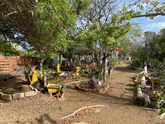 Garden Ashram