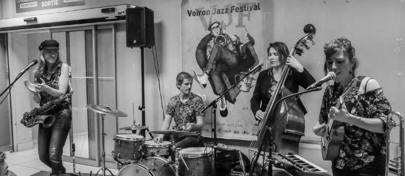 electravoice Voiron festival