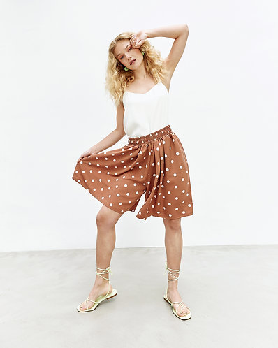Luisa Shorts (polka dots)