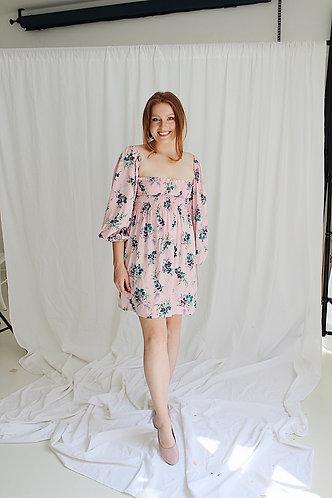 Viola Dress (pink)
