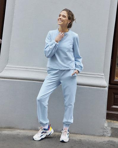 Kim Sweatsuit (baby blue)