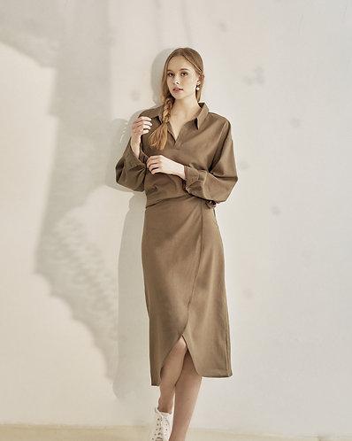 Nina Skirt (brown)