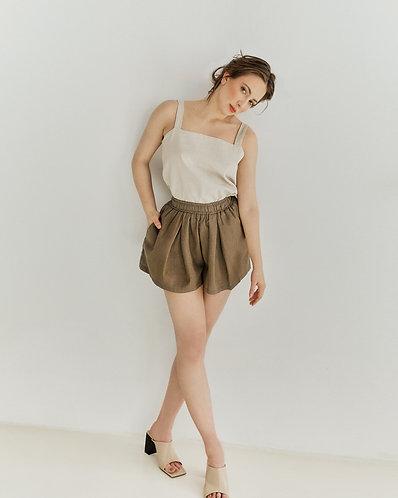 Rosa shorts (brown)