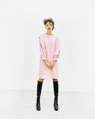 Anfisa Dress (pink)