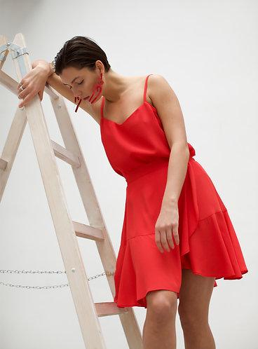 Isabel Skirt (red)