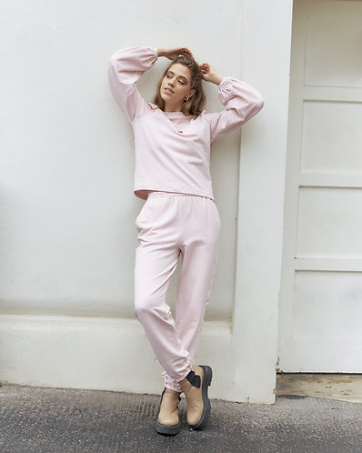 Kim Sweatsuit (baby pink)
