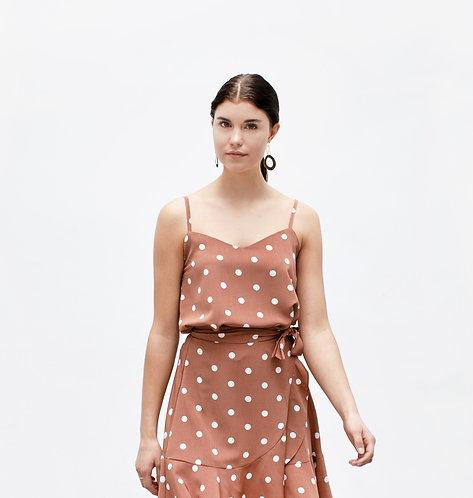 Isabel Blouse (polka dots)