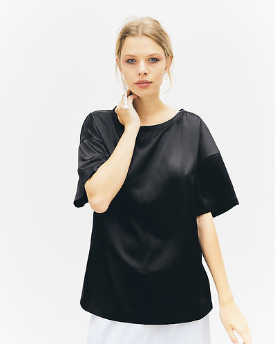 Carrie Blouse (black)