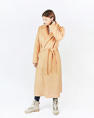 Coat (peachy)