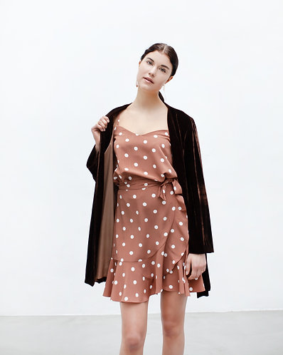 Sakura Kimono (brown)
