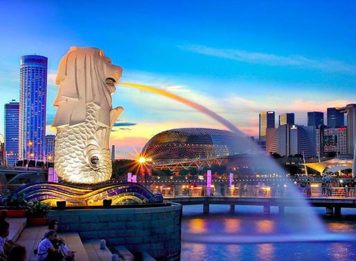 Singapore, city of the lion