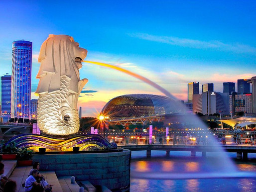 Singapore, city of the lion