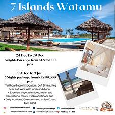7 Islands Watamu