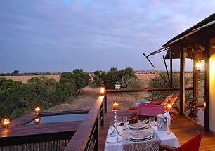Olare Mara Camp in Masai Mara Kenya