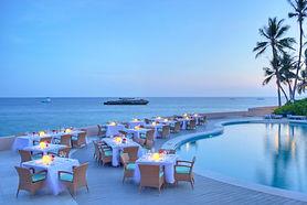 Dinner setup by the pool.jpg