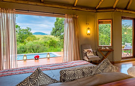 Sala's Camp Unmatched views of the Masai
