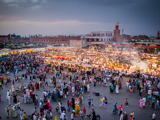 The best of Marrakech, Morocco