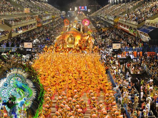 Rio De Janeiro, the city of Samba