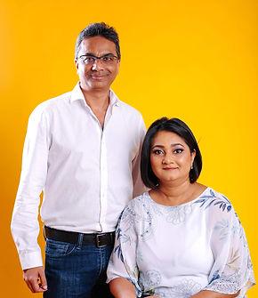 Holiday Bazaar Directors Jinal & Nishma Shah