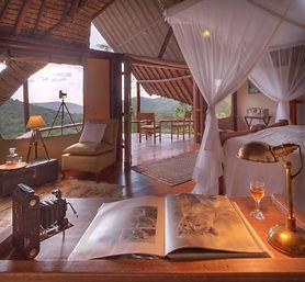 The Photographer's Studio at Saruni Mara