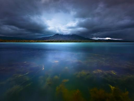Lake Batur, Kintamani, Bali, Indonesia