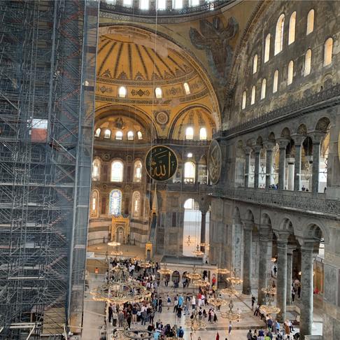 Magnificent Hagia Sophia