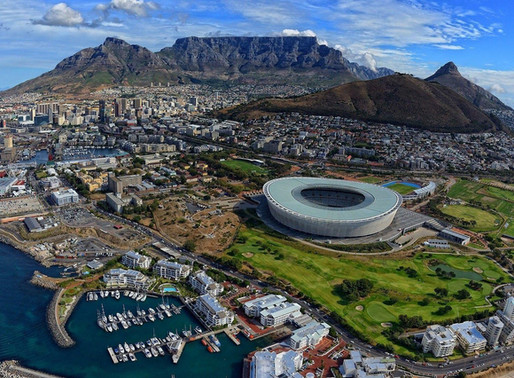 Cape Town – A coming-together of cultures, cuisines and landscapes.