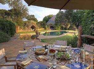 Larangi House Borana Conservancy in Laikipia Kenya