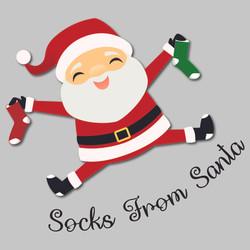 Socks From Santa Logo