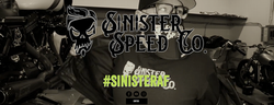 Sinister Speed Co. Website