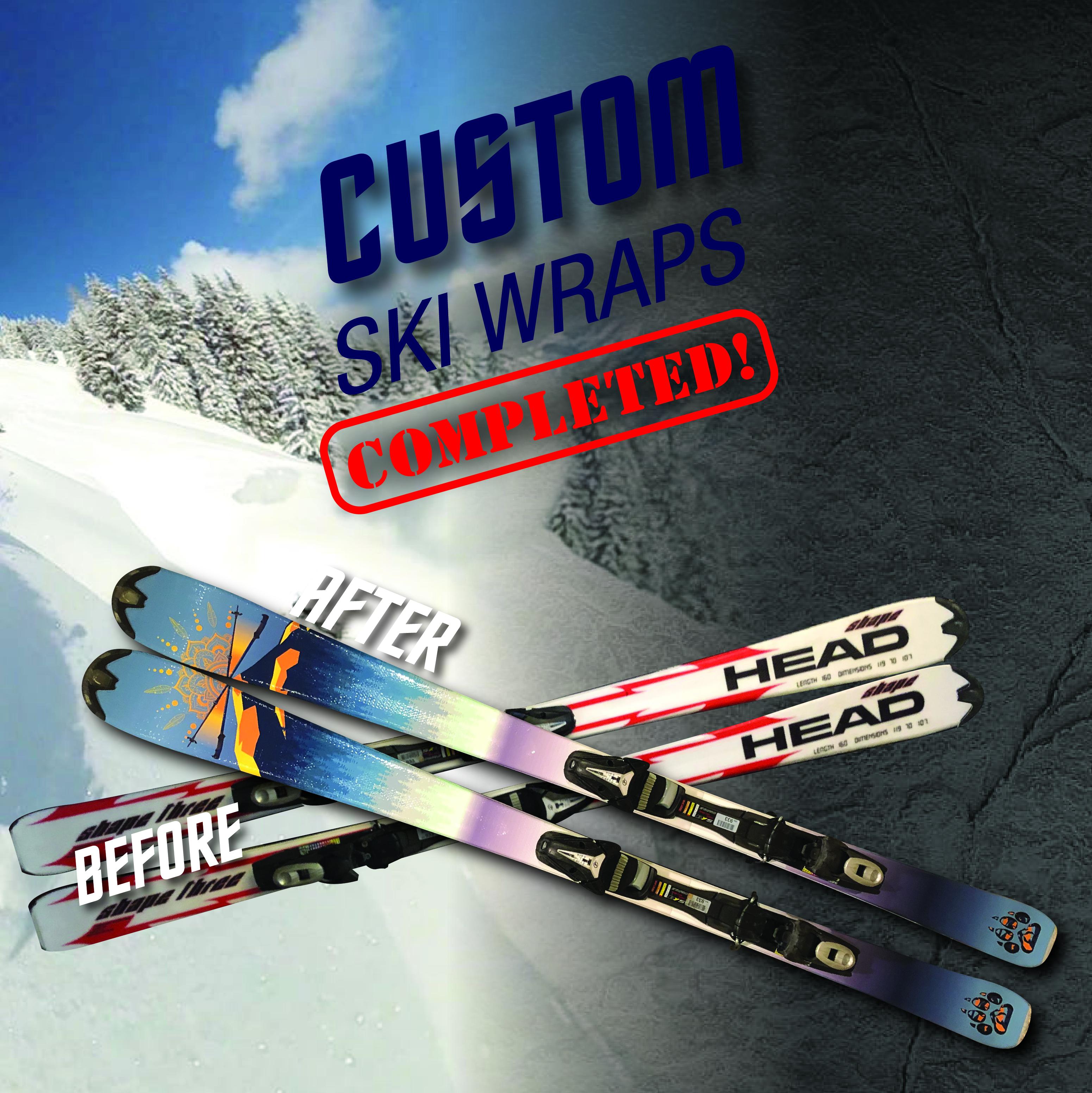Kristie Ski Wrap