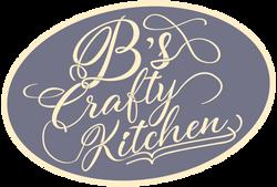 Bs Crafty Kitchen Logo