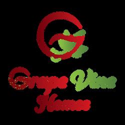 Grape Vine Homes Logo Full Colour Transp