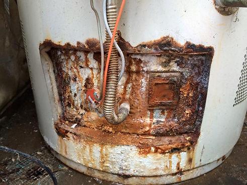 santa barbara water heater repairs ken palmer plumbing
