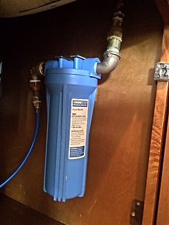Santa Barbara Water Filtration System Installation & Repair