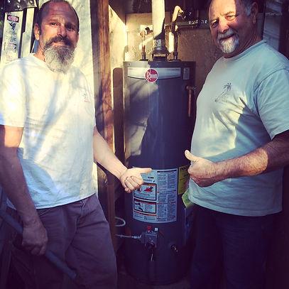 santa barbara water heater installation ken palmer plumbing