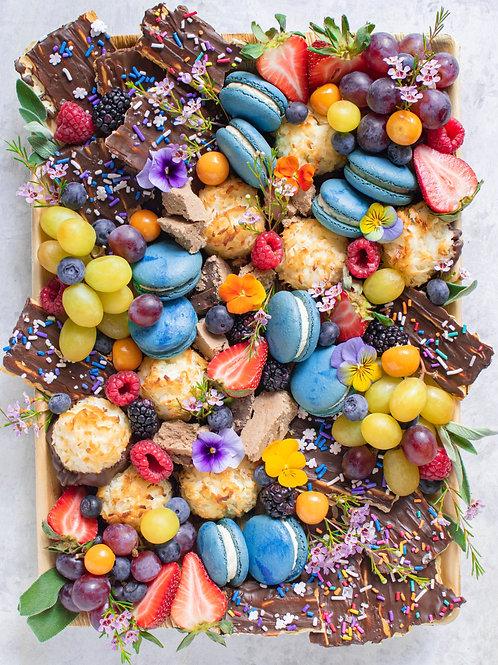 Passover Desserts Board