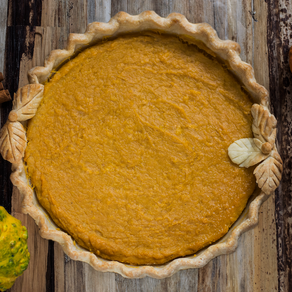 Sweet & Savory Butternut Squash Pie Filling