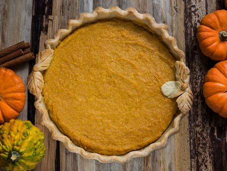 Sweet & Savory Butternut Squash Pie Filling
