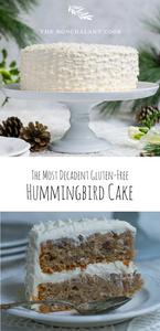 The hummingbird cake gluten free