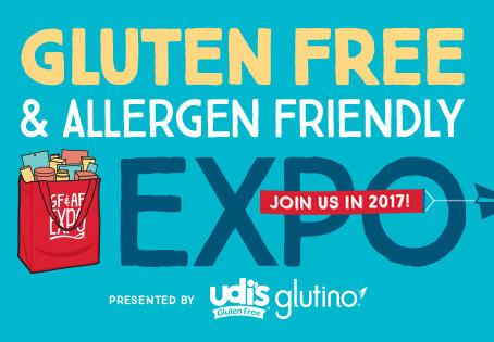Gluten Free & Allergens Friendly Expo