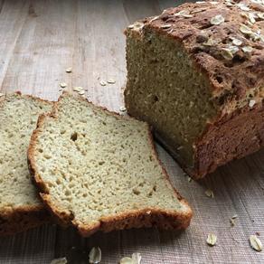 Gluten-Free Honey Oat Bread