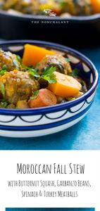 moroccan fall stew